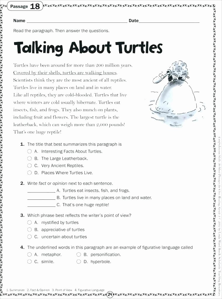 Free Printable social Stories Worksheets Free High School Reading Prehension Worksheets