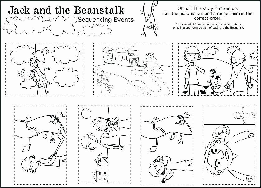 Free Printable Story Sequencing Worksheets Gingerbread Man Sequencing Printable Story Worksheets