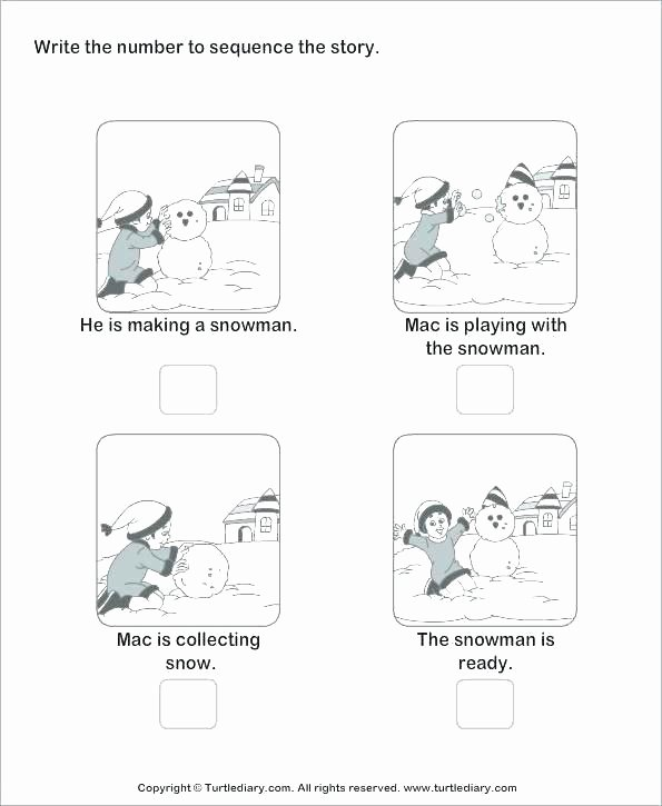 Free Printable Story Sequencing Worksheets Sequence Worksheets Free Printable Story Sequencing for