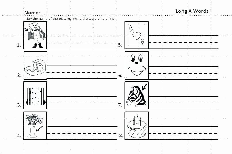 Free Silent E Worksheets Silent E Worksheets Free Grade Long Vowel Magic Worksheet