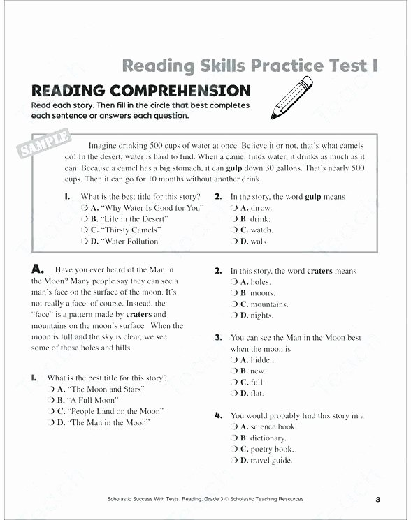 Free social Skills Worksheets Free Printable Second Grade Science Worksheets