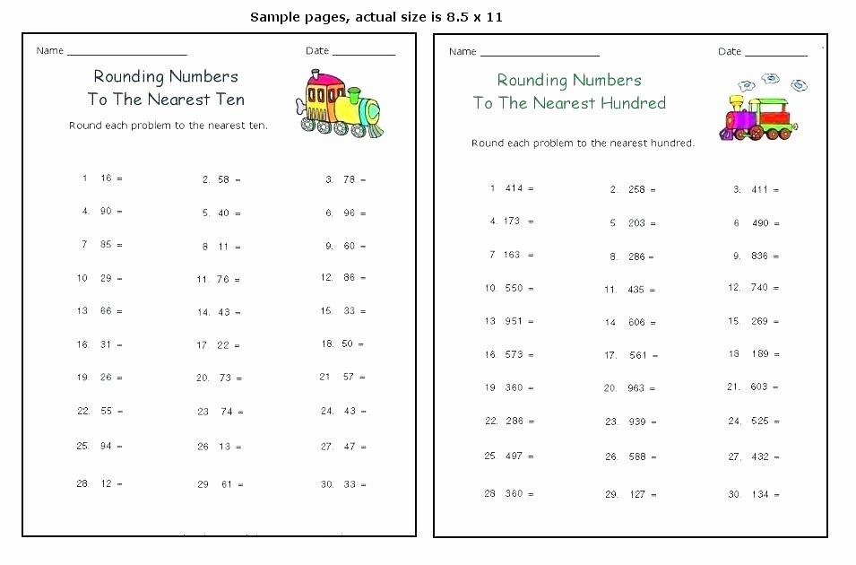 Front End Estimation Worksheets Multiplication Using Estimation Worksheets