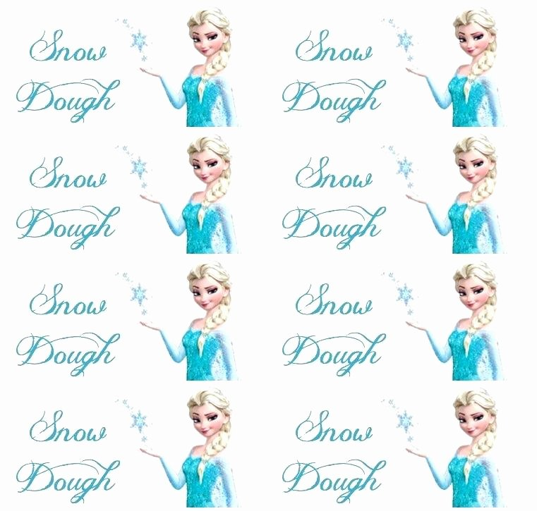 Frozen Birthday Invitations Online Free Food Name Tags Template Printable Templates Frozen Info Tag