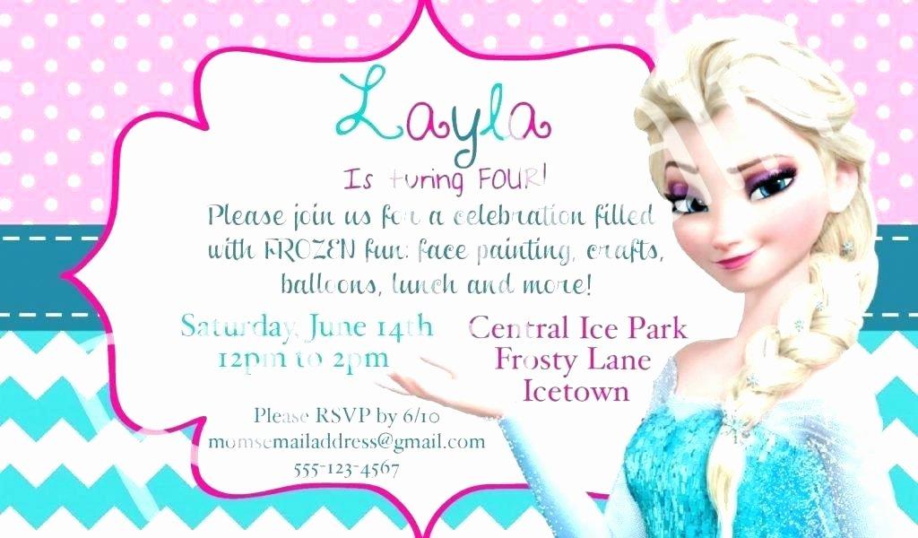 Frozen Birthday Invitations Online Free Free Barbie Invitation Templates – Luckypos