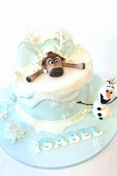 Frozen Birthday Invitations Online Free Inspirational Frozen Birthday Cake Ideas Princess Olaf