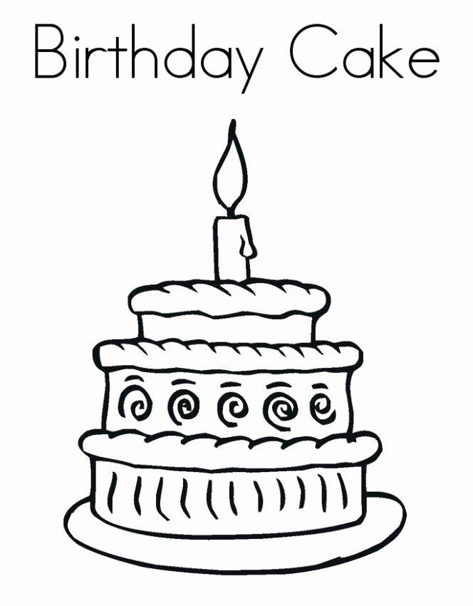 Frozen Birthday Invitations Online Printable Birthday Cake Coloring Page Beautiful Birthday