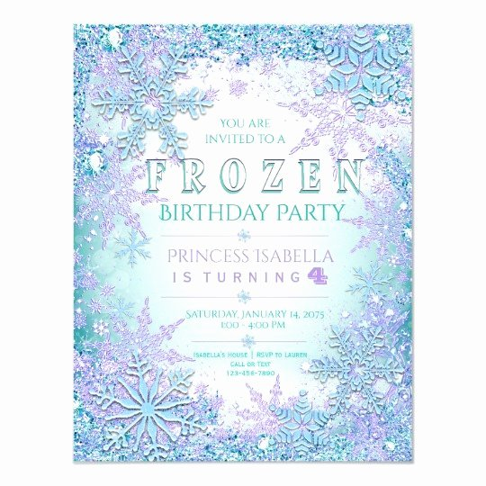 free winter wonderland invitations templates unique frozen winter wonderland birthday party invitation of free winter wonderland invitations templates