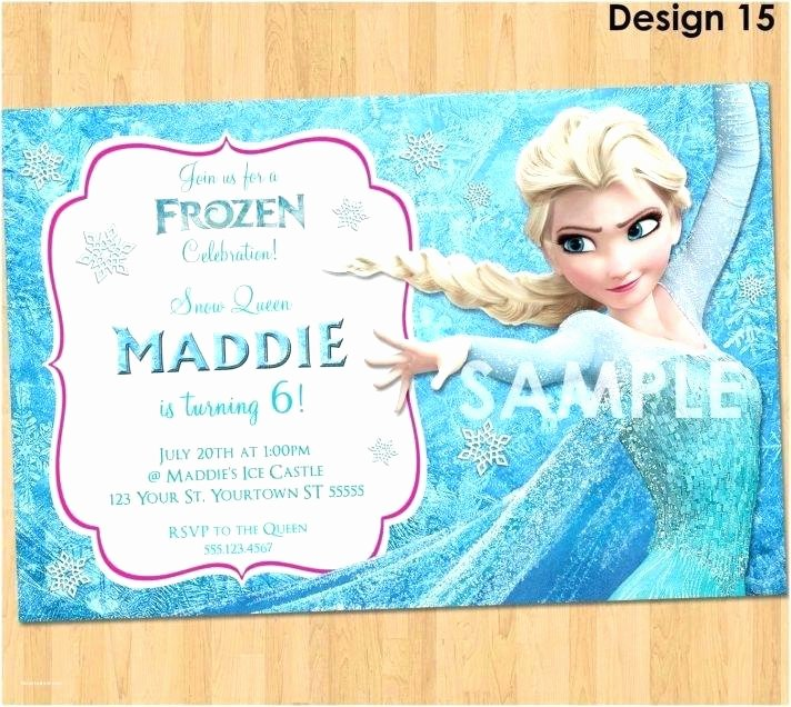 Frozen Invitations Printable Frozen Birthday Party Invitation Templates – Mjangir