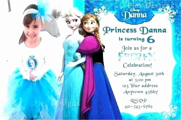 Frozen Invite Printable Frozen Invitation Template – Newgameplus