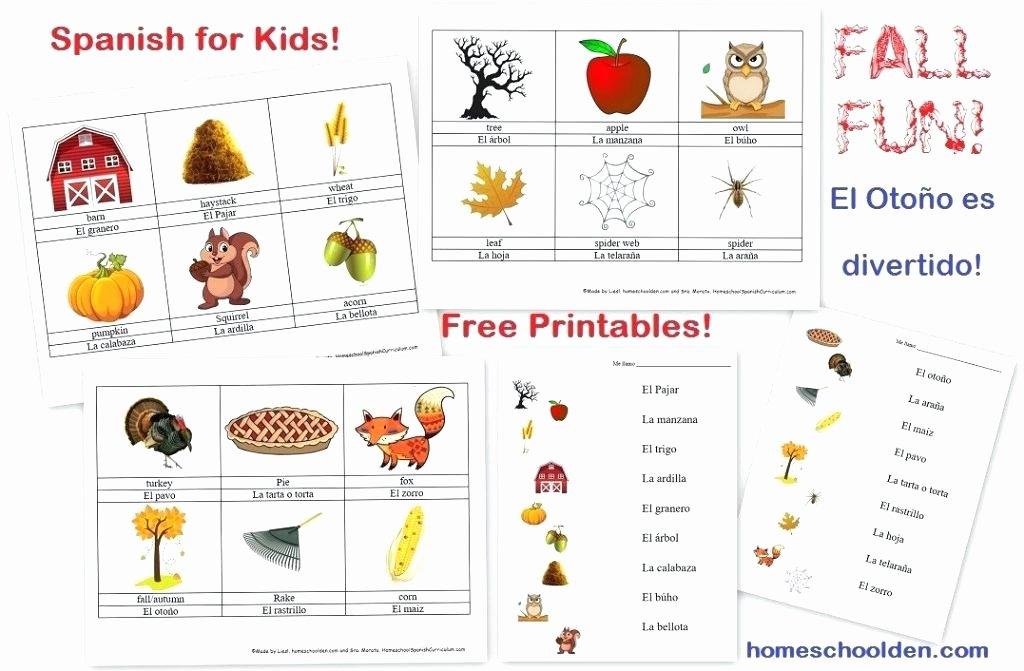 Fruits and Vegetables Worksheet Preschool Spanish Worksheets Grade Worksheets Free Preschool