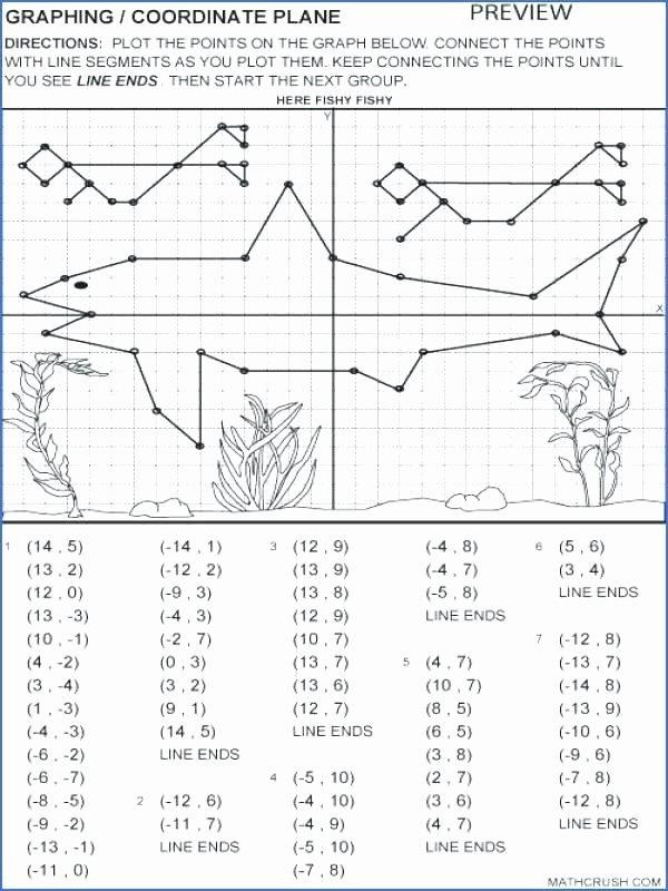 Fun Coordinate Plane Worksheets Inspirational Math Coordinate Plane Worksheets Art Graphing