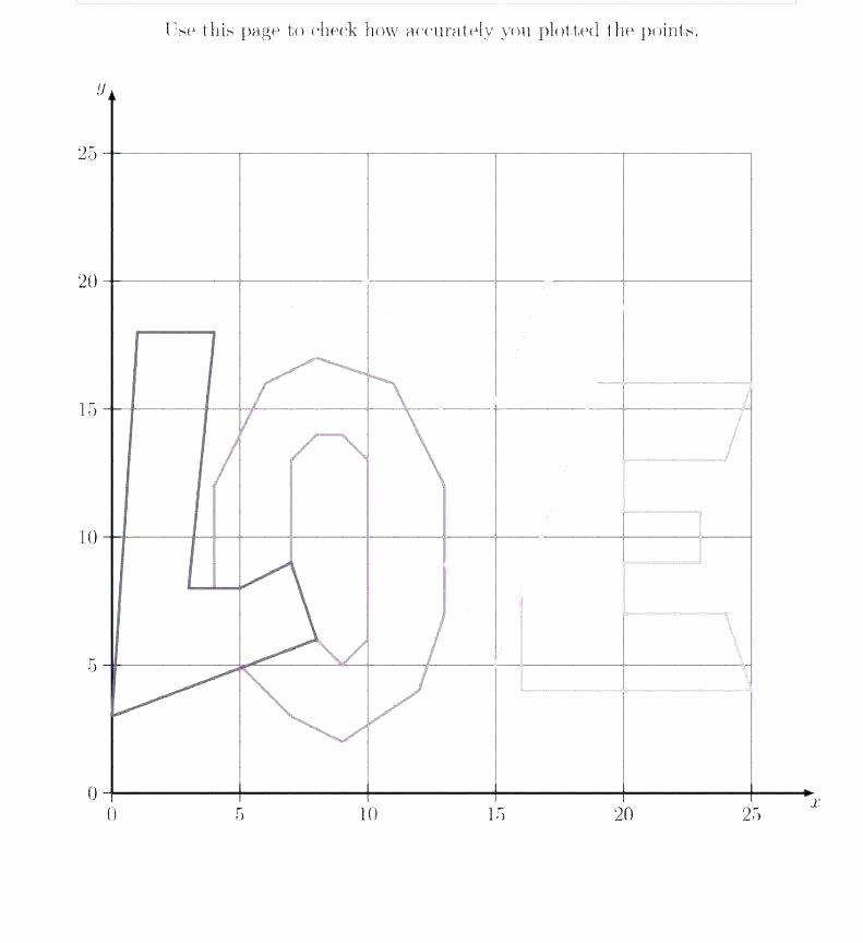 Fun Coordinate Plane Worksheets Inspirational Related Fun Coordinate Plane Worksheets Mystery Graph