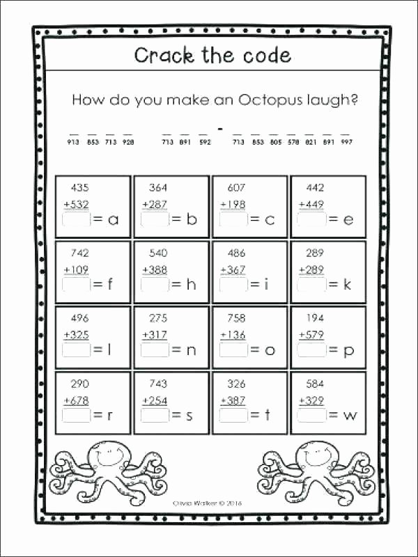 Fun Subtraction with Regrouping Worksheets Subtraction with Regrouping Coloring Worksheets