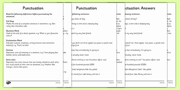 Funny Comma Mistakes Worksheets Beautiful Punctuation Worksheets Ks2 Grammar