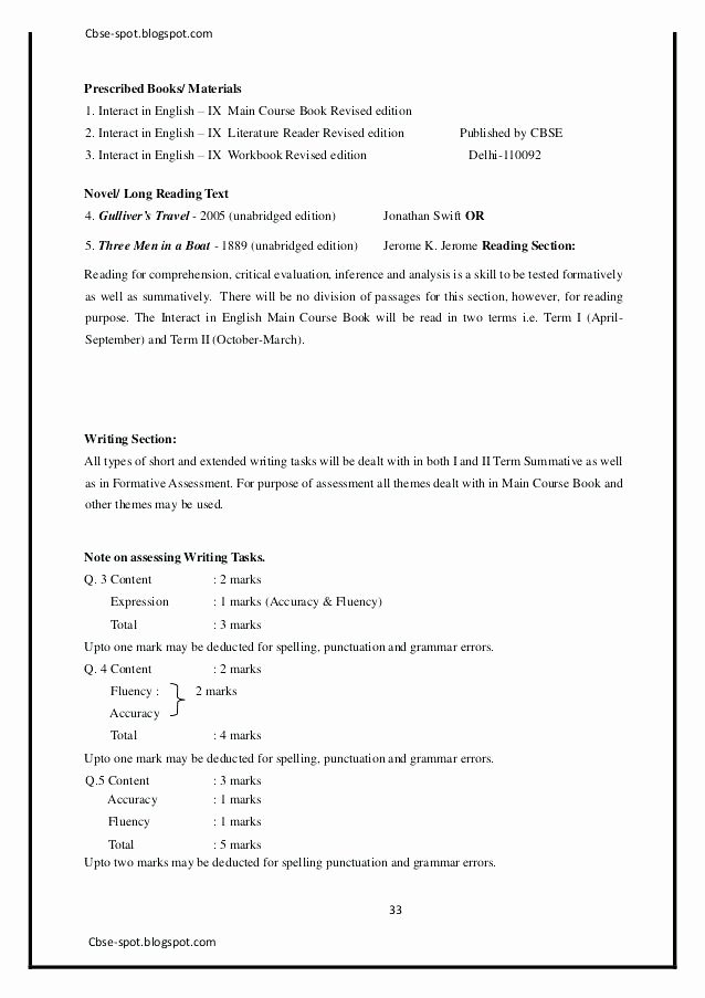 Funny Comma Mistakes Worksheets Fresh 2 Grade Worksheets for Grammar Class 9 Sample Paper 5 Mon