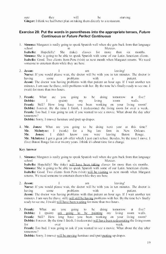 Future Tense Verbs Worksheet Being Verbs Worksheets – Primalvape