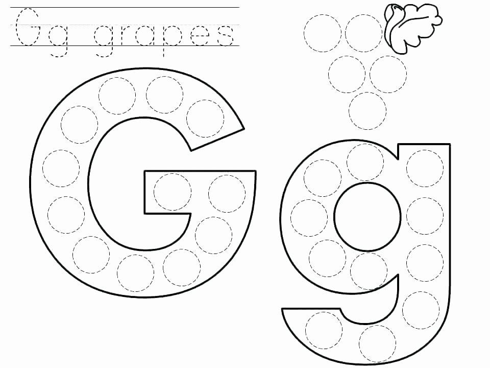 G Worksheets for Preschool K Tracing Worksheet T Printable Alphabet Worksheets Letter