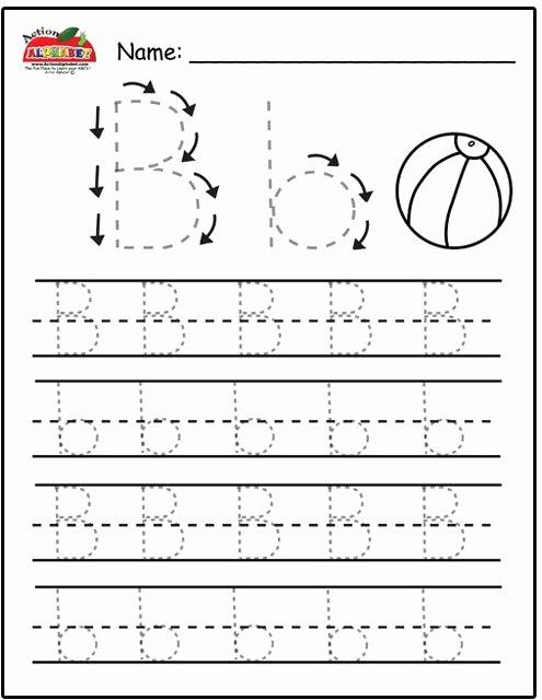 G Worksheets for Preschool Trace Letters Preschool Lesson Plans