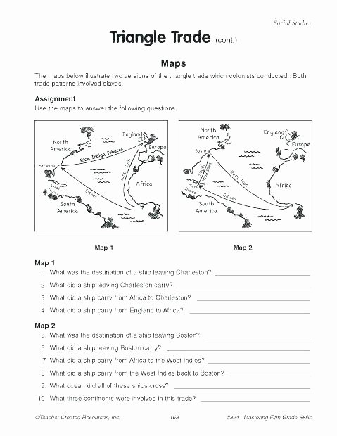 Geography Worksheets Middle School Pdf Map Skills Worksheets Middle School