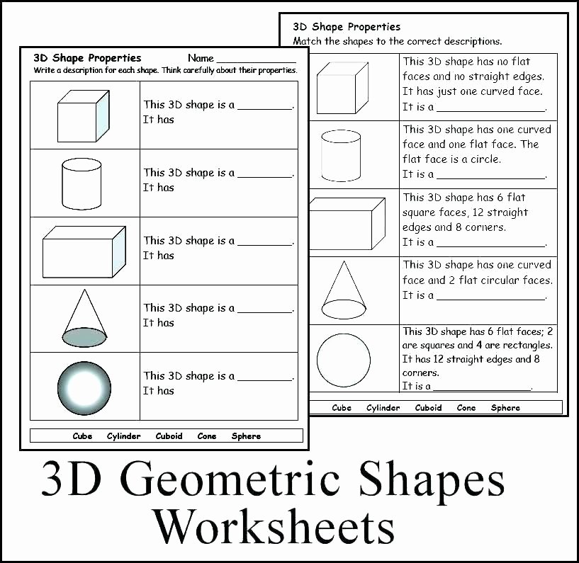 Geometric Shape Patterns Worksheet Geometric Figures Worksheet – originalpatriots