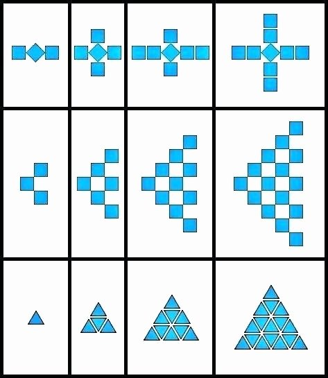 Geometric Shape Patterns Worksheet Grade 2 Math Patterning Worksheets