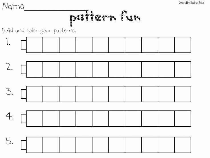 Geometric Shapes Patterns Worksheets Math Number Patterns Worksheets – Primalvape