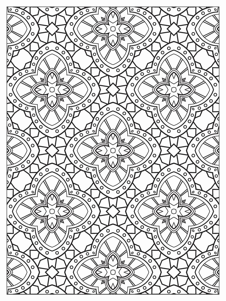 Geometry Dash Coloring Page Beautiful Mindfulness Mandalas Nº3 Coloring Pages