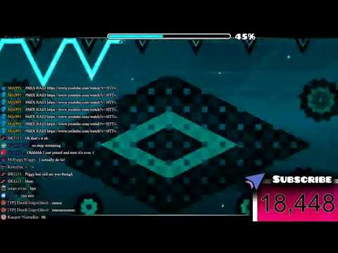 Geometry Dash Coloring Page Elegant [geometry Dash] Old sonic Wave Progress 35 66