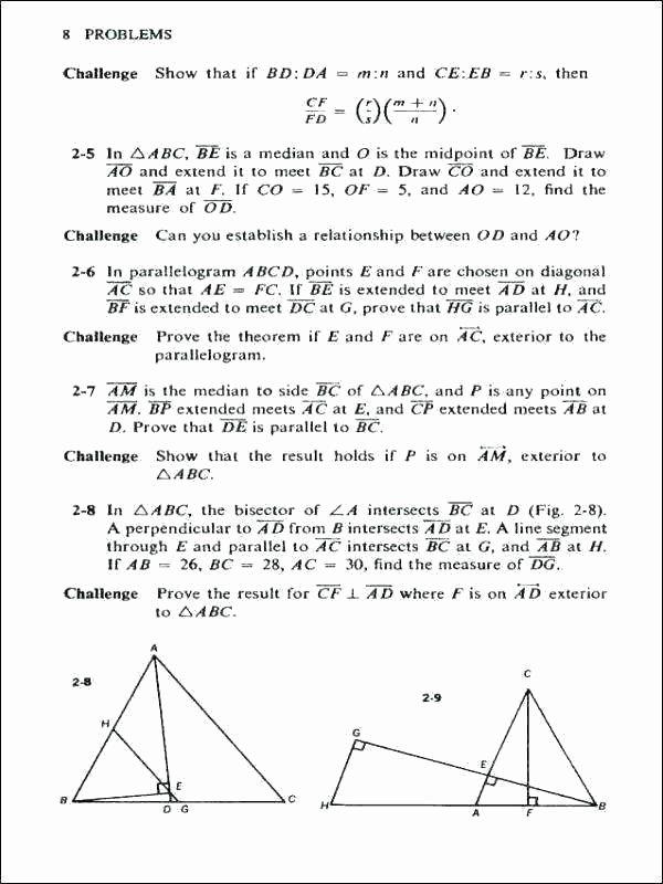 Geometry Word Problems Worksheets Basic Geometry Worksheets High School