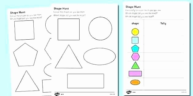 Geometry Worksheet 2nd Grade Geometry Worksheets Shapes Worksheet Kindergarten Grade