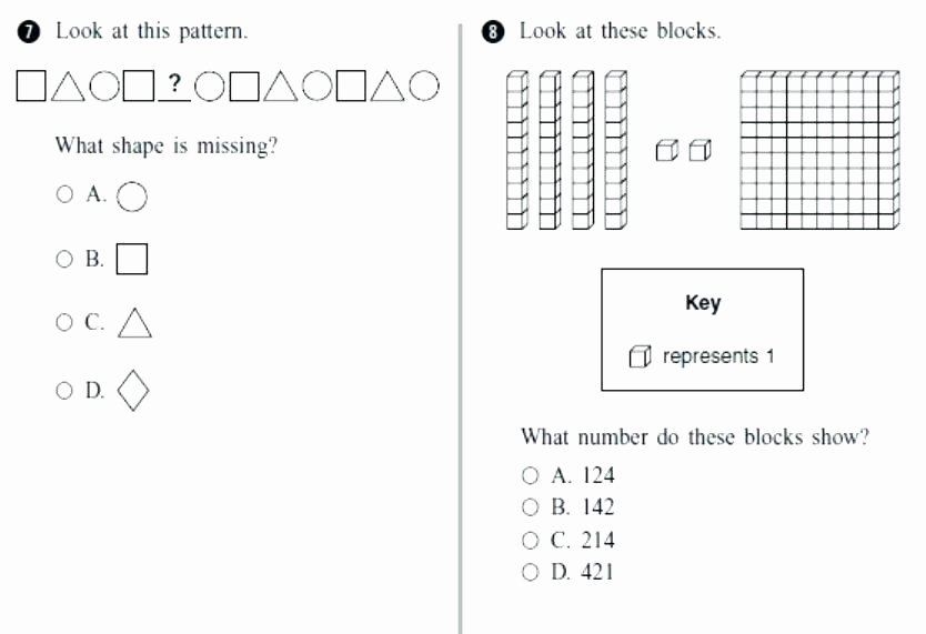 Geometry Worksheet 2nd Grade Second Grade Shapes Worksheets