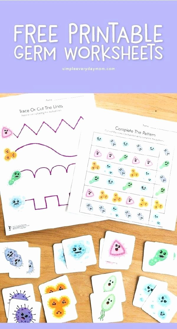 Germs Worksheets for Kindergarten Memory Worksheets for Seniors My Favorite Memory Worksheet