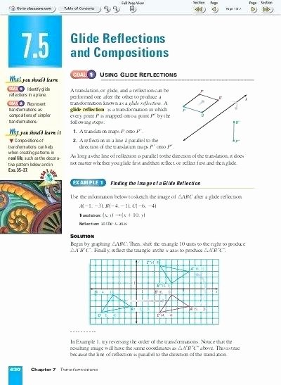 Glide Reflection Math is Fun Glide Reflection Definition Math – Thinkbroaderub
