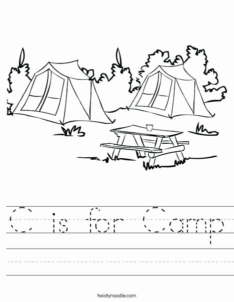 Grammar Camp Worksheet Packet Camping Worksheets – Evesandersub