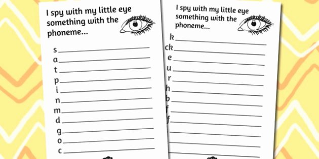 Grammar Camp Worksheet Packet Higher Ability Phase 2 Phoneme Hunt Worksheet Pack