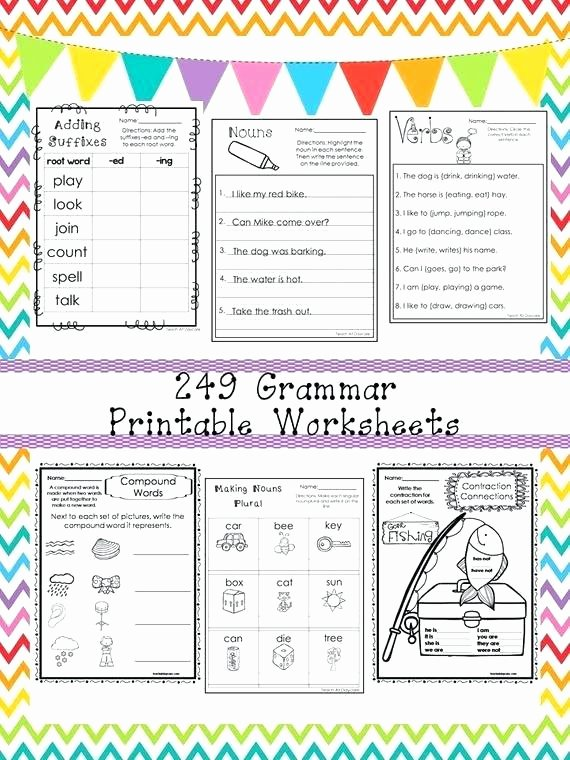 Grammar Worksheets 3rd Graders 3rd Grade English Grammar Worksheets Pdf