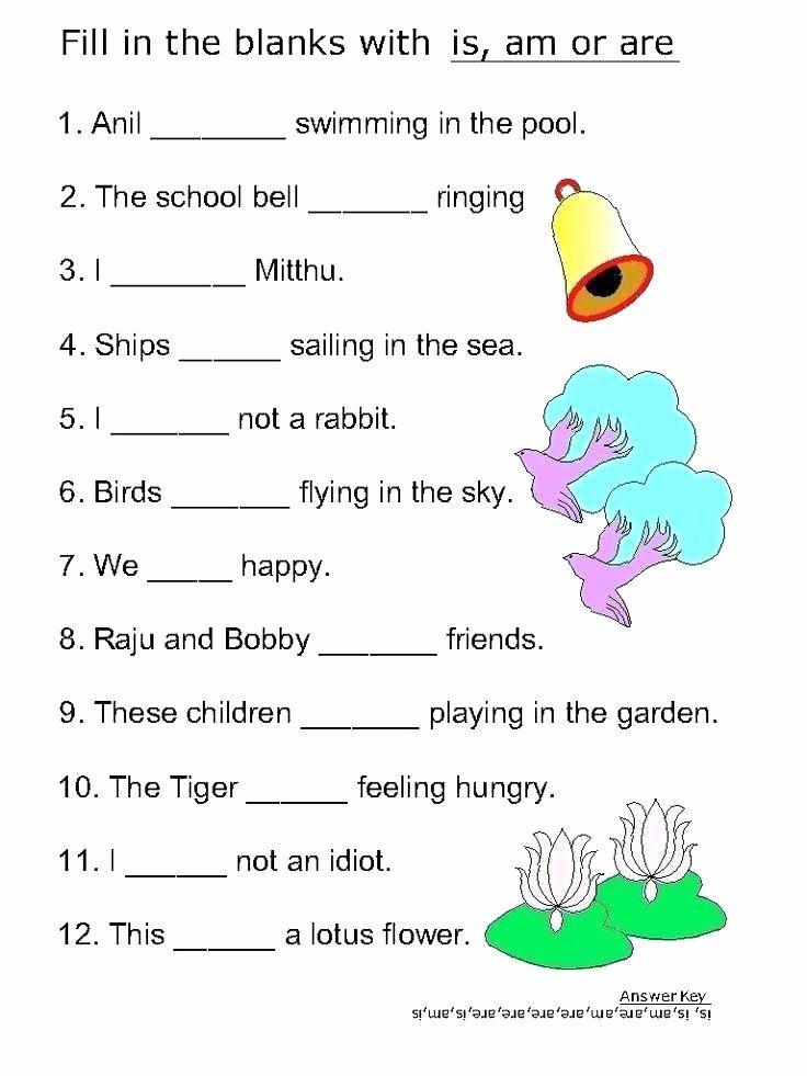 Grammar Worksheets for 2nd Grade Grammar Worksheets Free Download for Grade 5 First Elegant
