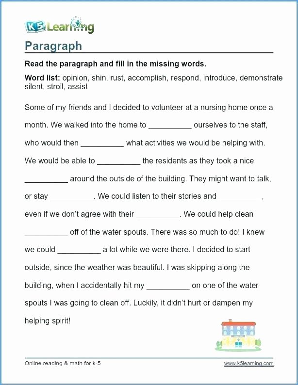 Grammar Worksheets Parallelism Answers Lovely Grammar Worksheets with Answers