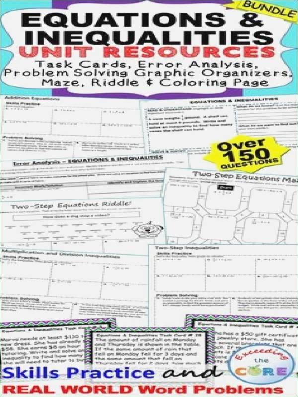 Graphic sources Worksheet Inspirational Equation A Line Worksheet