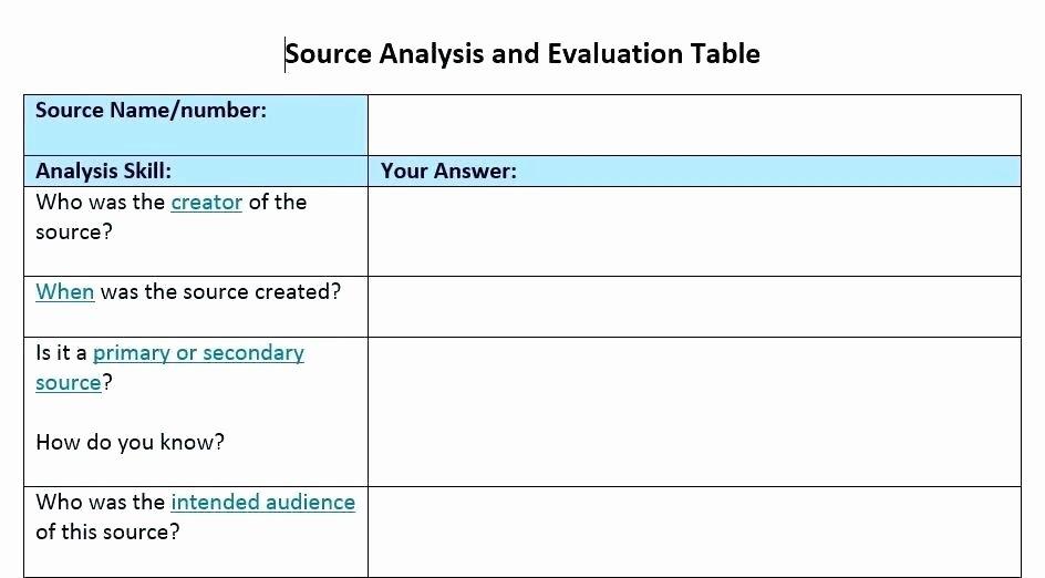 Graphic sources Worksheet Inspirational History Skills Worksheets