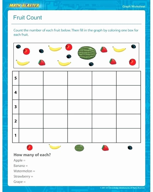 Graphing Christmas Pictures New Kindergarten Graphing Worksheets Christmas