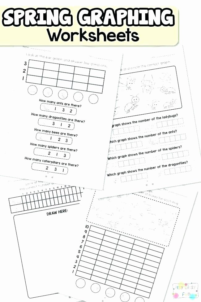 Graphing Worksheets for First Grade Picture Graph Worksheets for First Grade – Team Math