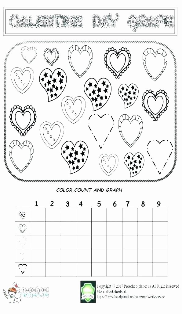 Graphing Worksheets Kindergarten Free Under the Sea Graphing Worksheet Fun Spring Summer
