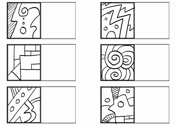 Grid Drawing Worksheets Middle School Best Art Ed Sub Lessons when they are Finished Stuff
