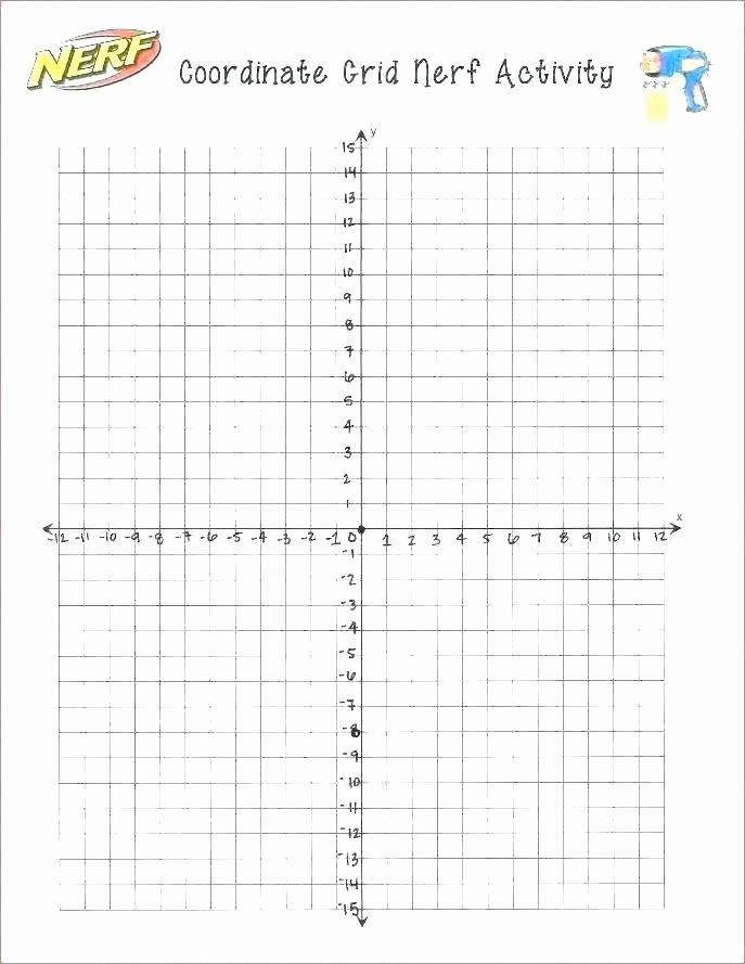 Grid Drawing Worksheets Middle School Math Grid Worksheets Coordinate Printable Best Free