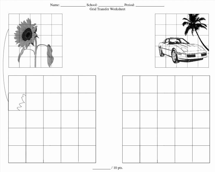 Grid Drawing Worksheets Middle School Worksheet Ideas Grid Drawing Worksheets Image Inspirations