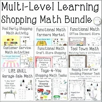 Grocery Store Math Worksheets Shopping Esl Worksheets Pdf Shopping Worksheets