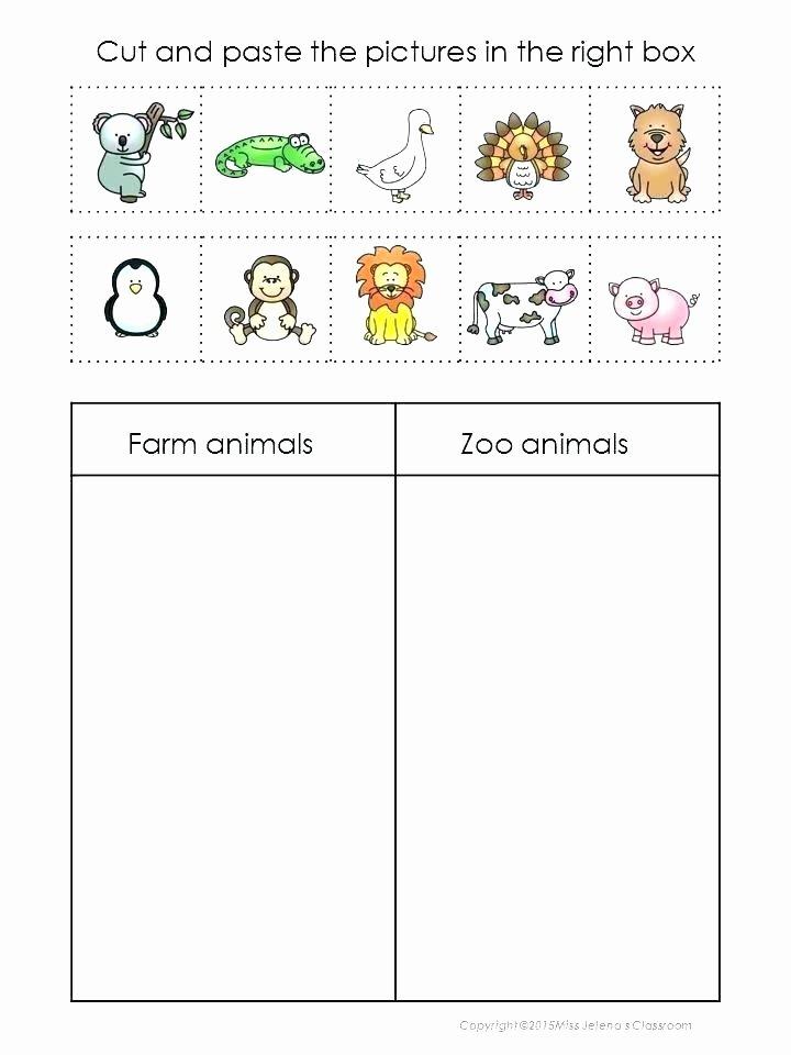 Habitat Worksheets for 1st Grade Worksheets Title My Pet 5 for Grade 1 Animals