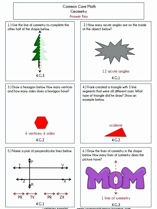 Halves and Fourths Worksheets Free Fourth Grade Math Worksheets