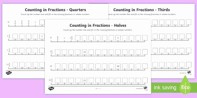 Halves Thirds Fourths Worksheets Fractions Number Line Worksheets – Slaterengineering